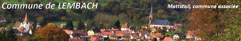 Commune de Lembach